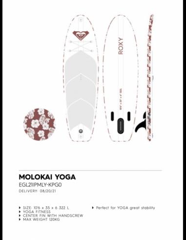 RX ISUP MOLOKAI YOGA 10´6 S21