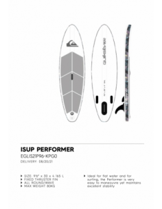 QS Isup Performer 9,6