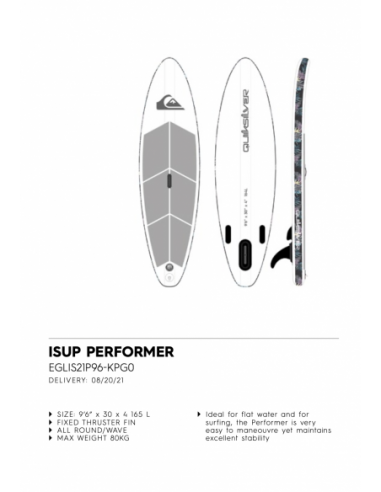 QS ISUP PERFORMER 9´6 S21