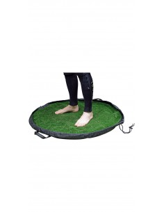Northcore Change mat Grass
