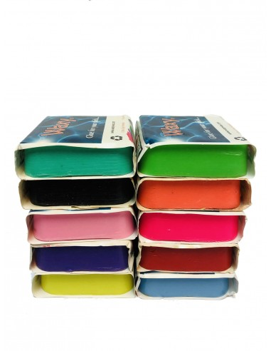W5 Pack 10 Wax Warm Color