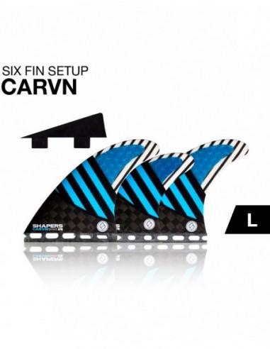 Carvn Large Six Fins