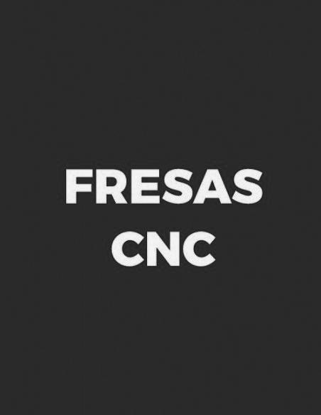 Fresas CNC