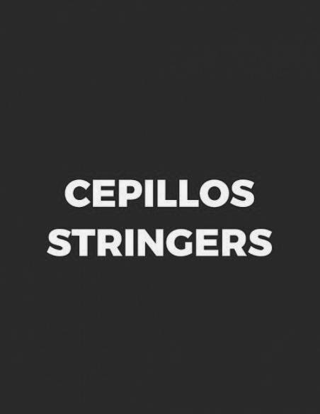 Cepillos de Stringers