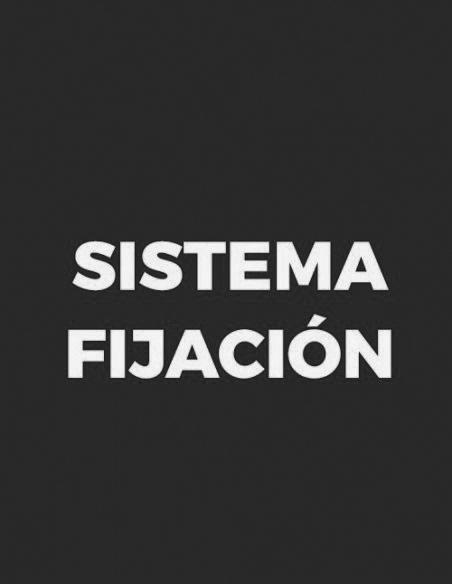 Sistemas de fijación