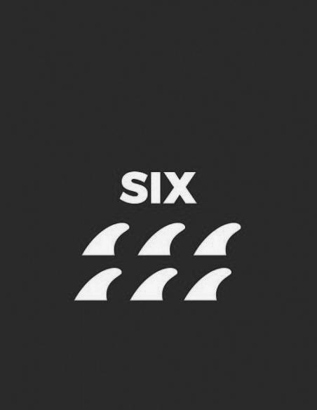 Six Fins